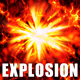 Glass Explosion and Burst Sounds