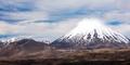 Mt Ngauruhoe Landscape