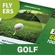 Golf Flyers 7 – 4 Options