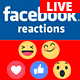 Facebook Live Reactions Vote