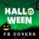 Halloween Facebook Covers - 10 Designs