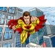 Superhero City Scene - GraphicRiver Item for Sale