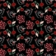 Seamless Pattern with Wild Snake, Black Panther. - GraphicRiver Item for Sale