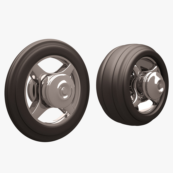 3DOcean Chopper Wheel 20850585