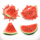Watermelon Juice - GraphicRiver Item for Sale