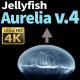 Jellyfish Aurelia 4 - VideoHive Item for Sale