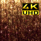 Golden Curtain - VideoHive Item for Sale
