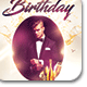 Happy Birthday Flyer - GraphicRiver Item for Sale