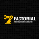 Factorial || One Page Template For Factory & Industries
