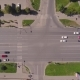 Aerial View of the Intersection of Urban Highways - VideoHive Item for Sale