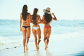 Beautiful Girls at the Beach - PhotoDune Item for Sale