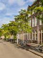 Dutch historic street