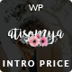 Atisomya - Clean & Personal WordPress Blog Theme