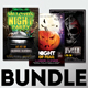 Halloween Flyer Bundle V3