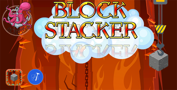 CodeCanyon Block Stacker iOS XCODE Admob Banner & Interstitial 20853555