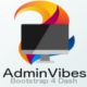 AdminVibes - Bootstrap 4 Admin Dashboard
