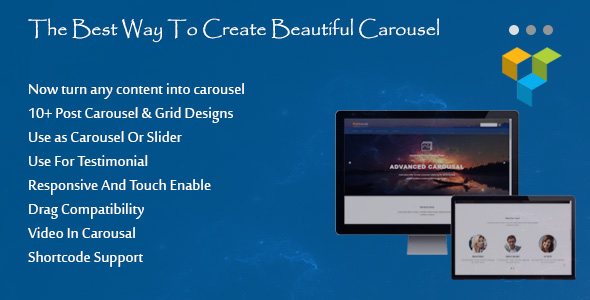 CodeCanyon Ultimate Carousel For Visual Composer 20854142
