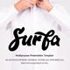 Surfa Powerpoint Template