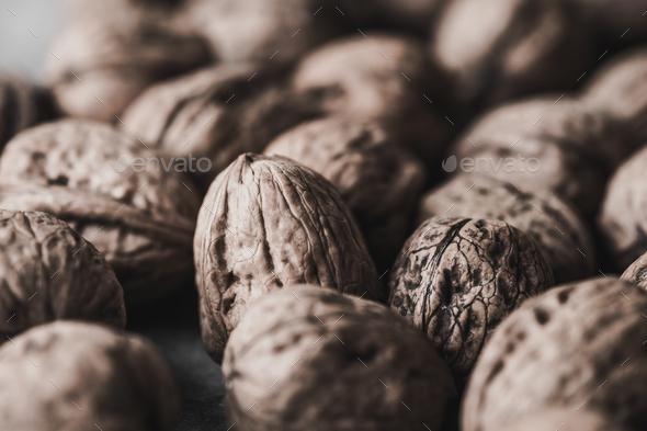 Walnut - Stock Photo - Images