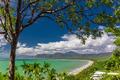 Port Douglas Four Mile Beach and ocean, Queensland, Australia