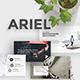 Ariel Minimal Keynote Template