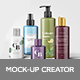 Cosmetic Bottles Mockup Vol.2