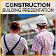 Construction Building Presentation - VideoHive Item for Sale
