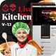 Livekitchen | Restaurant Cafe WordPress Theme - ThemeForest Item for Sale