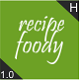 Recipe Foody - Responsive Food, Culinary, and Recipe HTML Template