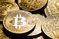 Business background from the world currency bitcoin - PhotoDune Item for Sale
