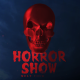 Bloody Skull Logo Reveals - VideoHive Item for Sale