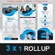 Creative Rollup Stand Banner Display - GraphicRiver Item for Sale