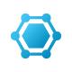 Hexagon Bond Logo - GraphicRiver Item for Sale
