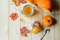 Still Life of Pumpkin Jam - PhotoDune Item for Sale