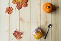 Still Life of Pumpkin Jam