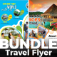Travel Flyer Bundle
