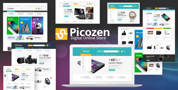 Image of Picozen - Electronics theme for WooCommerce WordPress