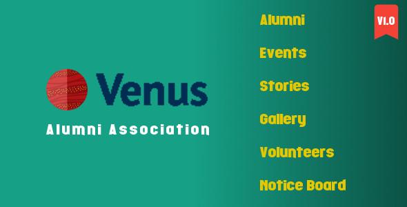 Download Venus | Alumni Association