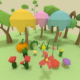 GAME FOREST PACK 1 - 3DOcean Item for Sale