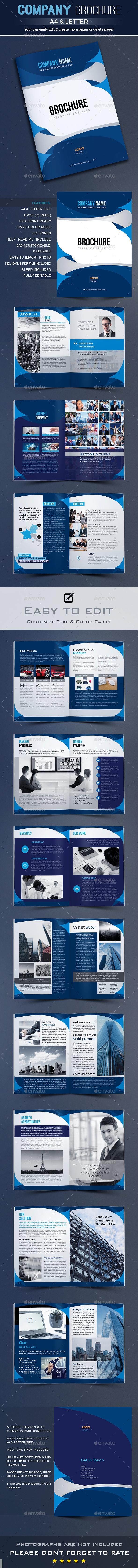 GraphicRiver Brochure 20858772