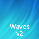 Abstract Waves Backgrounds v2 - GraphicRiver Item for Sale
