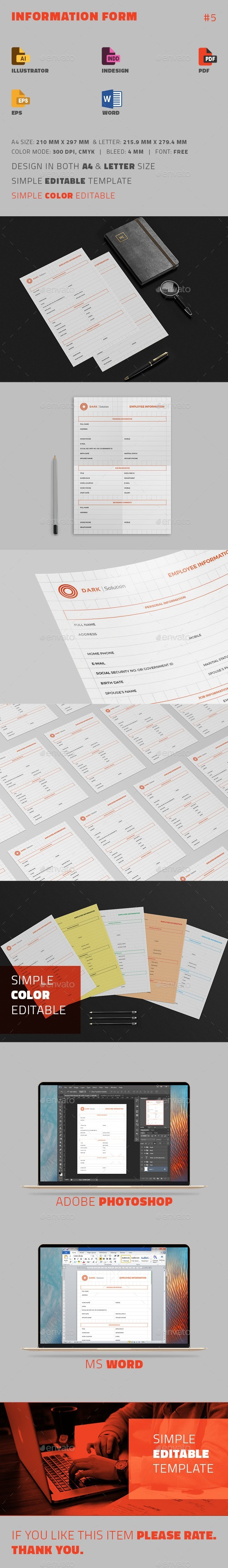 GraphicRiver Information Form 20859169