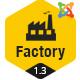 Factory Press - Industrial Business Joomla Template
