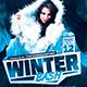 Winter Bash Flyer Template V3 - GraphicRiver Item for Sale