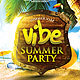 Vibe Summer  Party - GraphicRiver Item for Sale