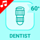 Dentist Dental Cabinet Medical Animation - Line Icons and Elements - VideoHive Item for Sale