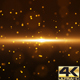 Gold Sci-Fi Particle Background 4K - VideoHive Item for Sale