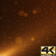 Rising Gold Particle Background 4K - VideoHive Item for Sale