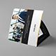 Brochure – Marketing Tri-Fold Square