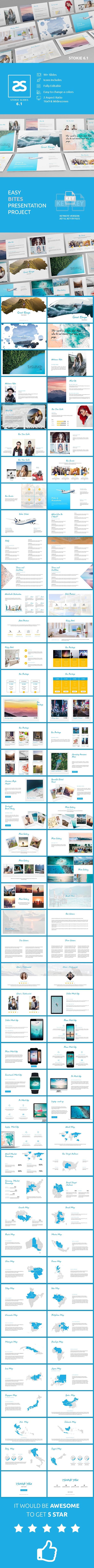 GraphicRiver Travel Agency Keynote Template 6.1 20859922